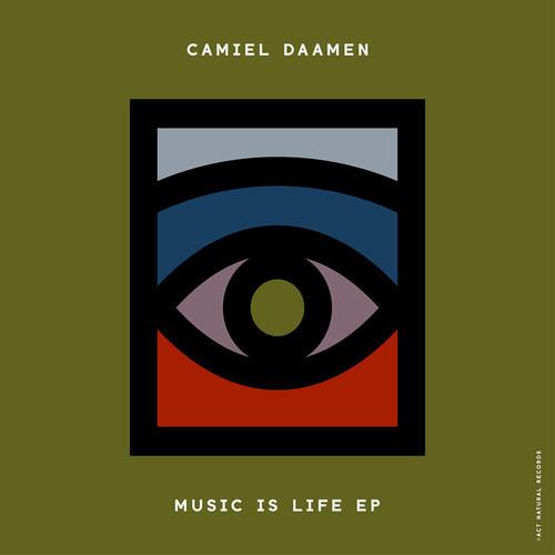Camiel Daamen - Gods Groove [Act Natural Records]