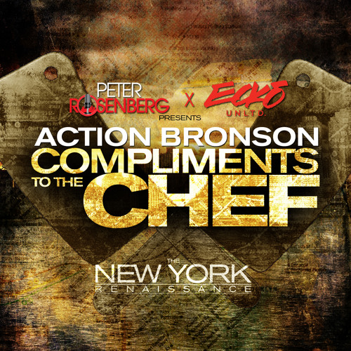 Compliments 2 The Chef Action Bronson feat. Lauriana Mae (Prod. by Harry Fraud)