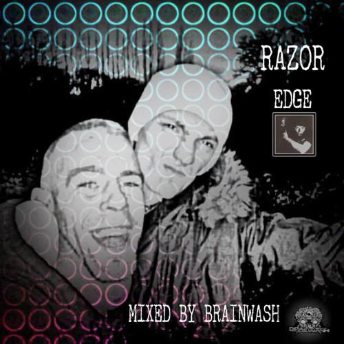 Brainwash - RAZOR EDGE mixed up (April 2013)