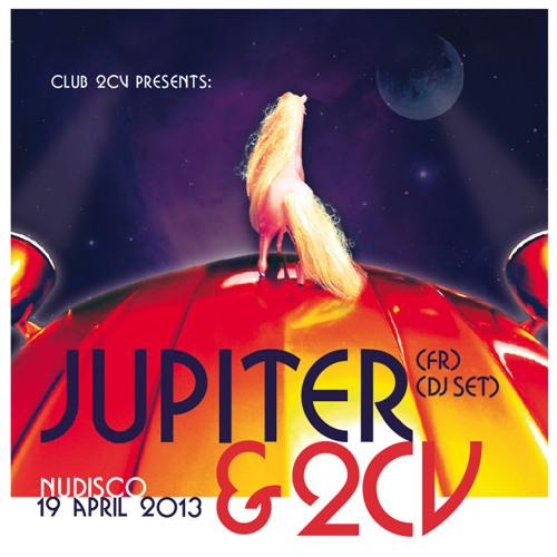 CLUB 2CV Mixtape 3 [Jupiter]