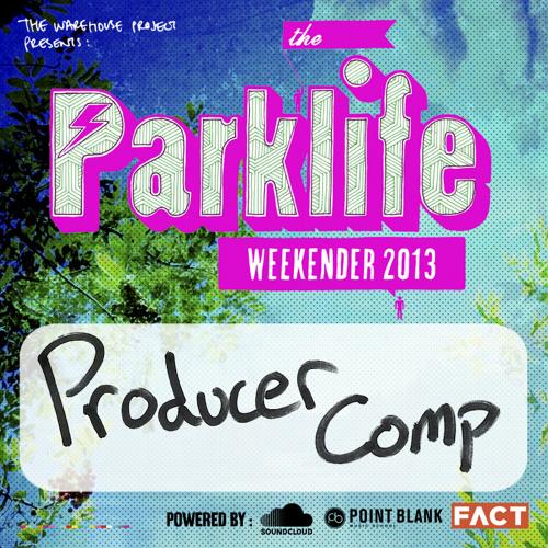 Precious Obimdi -Having Fun in Da studio-PARKLIFE PRODUCER COMP ENTRY