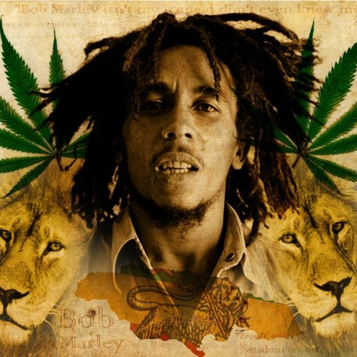 Reggae jam - with Bob Marley sample