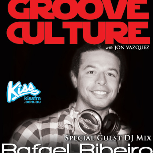 Groove Culture with Guest DJ Rafa Ribeiro -04-04-2013
