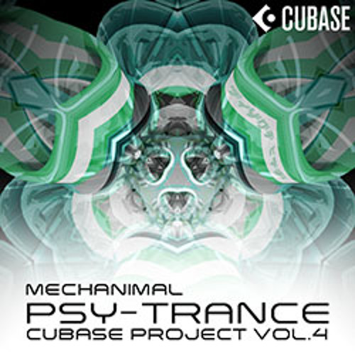 Mechanimal: Cubase Psytrance Project 4