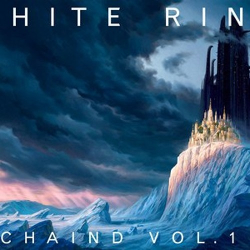 White Ring - Feather