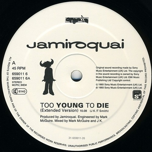Jamiroquai - Too Young to Die (Al Pack Remix)