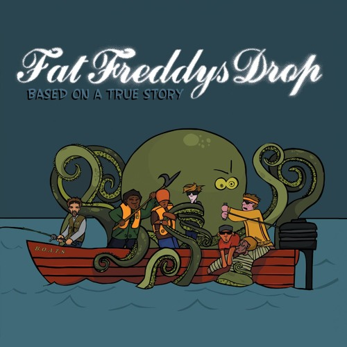 Fat Freddy's Drop - Hope (Hope For A Generation Version)