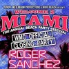 Roger Sanchez @ Welcome 2 Miami, Nikki Beach - March 24, 2013