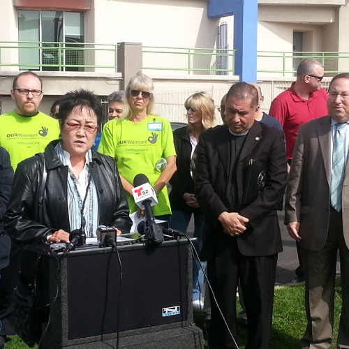 Lawsuit Filed to Stop L.A.'s Chinatown Walmart