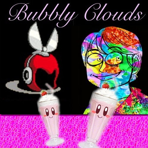 Kirby Remix Bubbly Clouds 3 ft. Absrdst