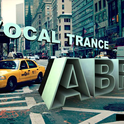 Vocal & Progressive Trance Abril 2013