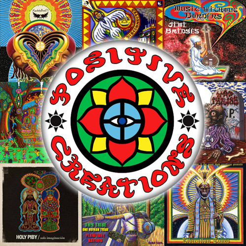 POSITIVE CREATIONS Mixtape #1 (Compiled by Chris Dyer)