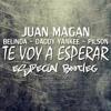 ((130)) Juan Magan Ft Daddy Yankee  Belinda & Pilson - Te Voy A Esperar - ¡¡DJ KaiZZeR 13!!DEMO