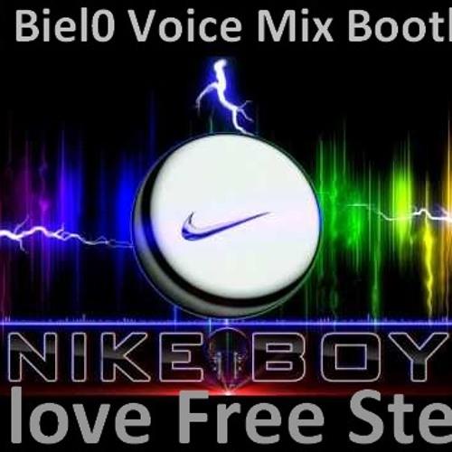 Nike Boy vs. Dj Biel0 - I love Free Step (Dj Biel0 Voice Mix)