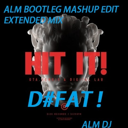Hit It D# Fat (ALM Bootleg Mashup Re-edit Extended Mix)