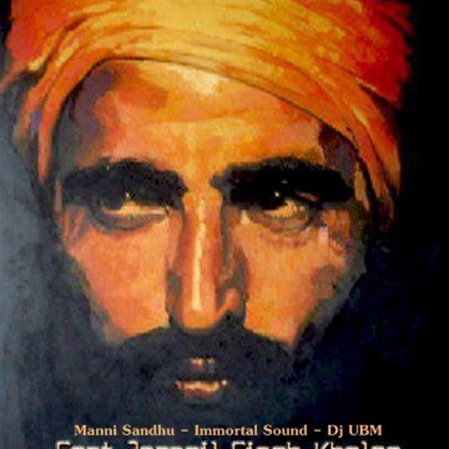 Sant Jarnail Singh Ji Remix - Manni Sandhu - Immortal Production - Dj UBM