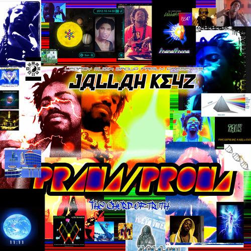 JaLLaH Keyz - THE LIGHT FAMILY - Feat. Gho$t &Teen Jesus [PRANA;PRONA]