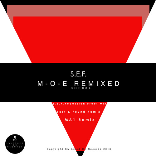 SOR004 - M-O-E - MA1 Remix