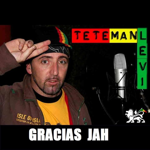 """Teteman Levi """"Gracias Jah"""" new single 2013 (Spot para Reggae Valencia Radio)"""