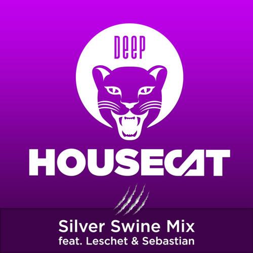 Deep House Cat Show - Silver Swine Mix - feat. Leschet Sebastian (live)