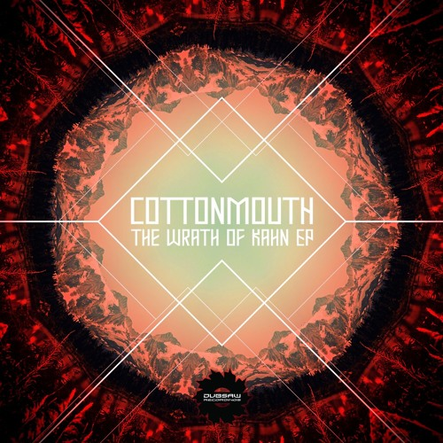 DSAWD012 A - Cottonmouth - Wrath Of Khan Out 6th May!!