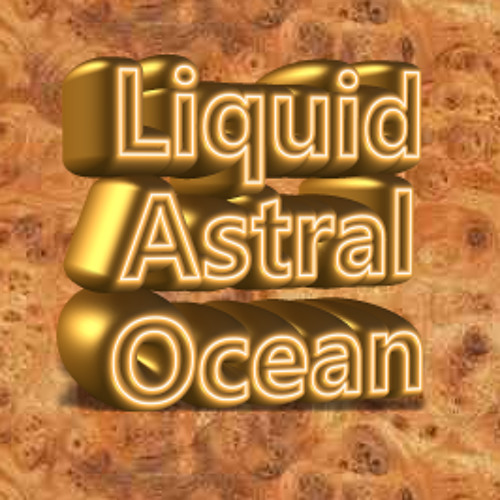 The Lasertrancer - Liquid Astral Ocean (Club Mix)
