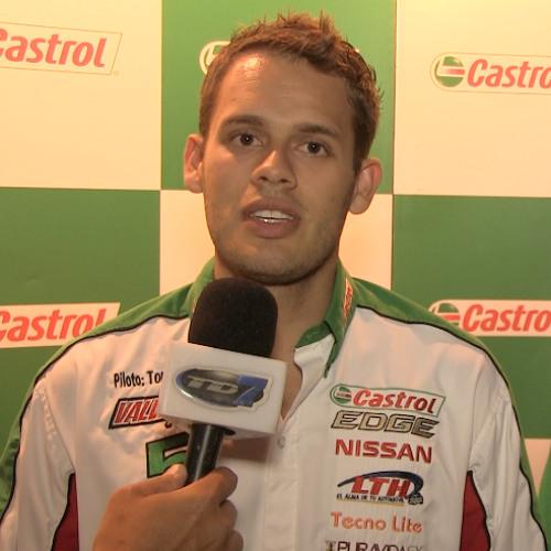 Tomas Quirós habla previo al segundo motorshow 2013