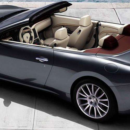 The sound of Maserati GrancCabrio