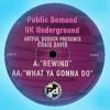 Artful Dodger Feat. Craig David - What Ya Gonna Do