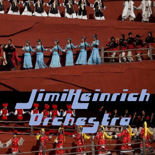 Jimi Heinrich Orchestra  - What's The Deal  - (130329 JHO - Cut 02)