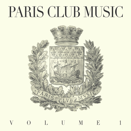 "V.A. ""PARIS CLUB MUSIC - VOL. 1"" [CCBLP001]"
