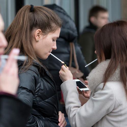Debating 'no smoker' hiring policies
