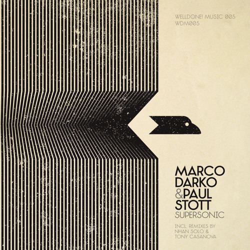 4. Marco Darko & Paul Stott - The Charmer (Tony Casanova Remix) - WDM005