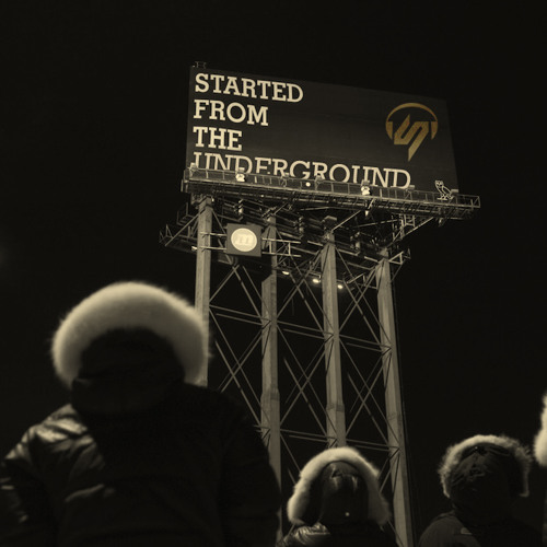 Roger Sanchez vs. Drake - Started From The Underground
