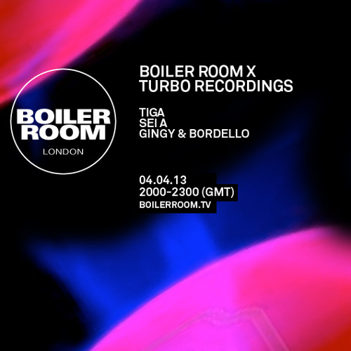 Sei A 40 min Boiler Room mix