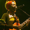 Malian musician Fatoumata Diawara shares the importance of music in her country