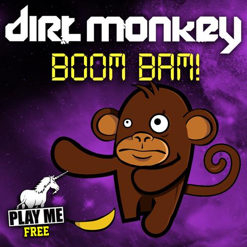 Dirt Monkey - Boom Bam (HAL-V & SpaceCase Remix)