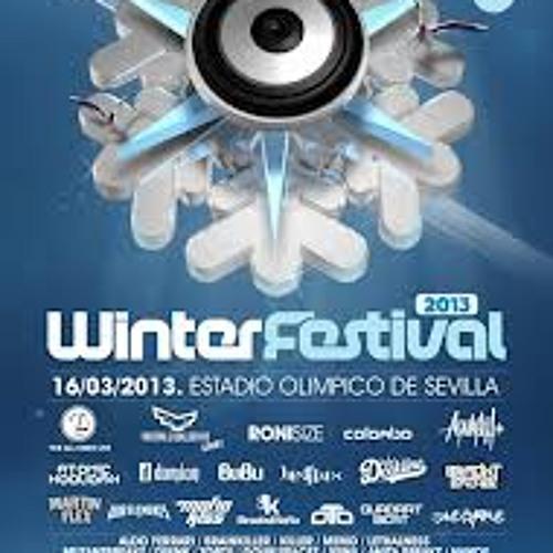Colombo : Sesión Winter Festival 2013 Raveart