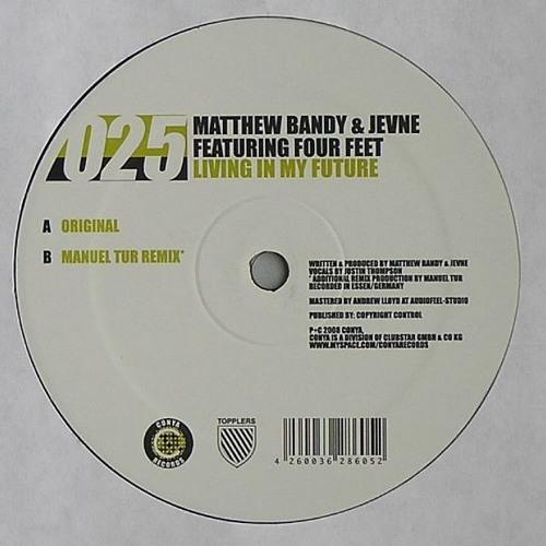 Living in my Future Feat. Fourfeet - (Manuel Tur) remix