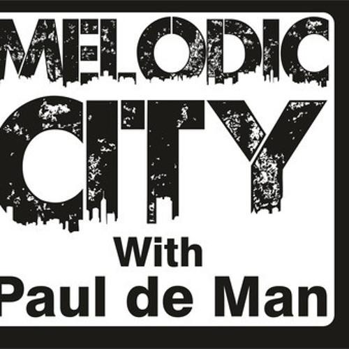 Justinas Sadauskas - Melodic City Mixtape @ ToniteRadio 2013 04 06