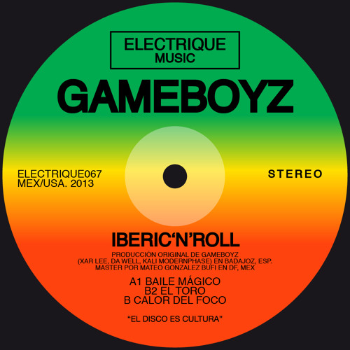 Gameboyz - Calor Del Foco (Original Mix)