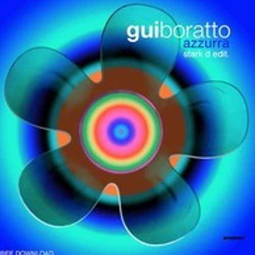 Gui Boratto - Azzurra feat. Katie Kboom (Stark D Edit.) Free Download!