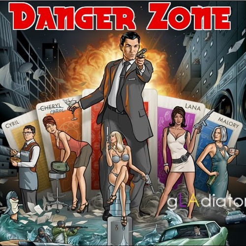 Danger Zone by gLAdiator