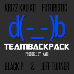 TeamBackpack Cypher - Krizz Kaliko, Futuristic, Black P, Jeff Turner - Prod. by KATO