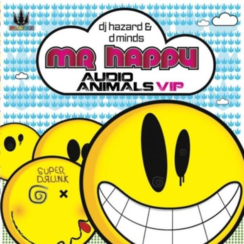 Rough Tempo - Dj Soundline - Dj Hazard - Mr Happy ( Audio Animals Unofficial VIP )