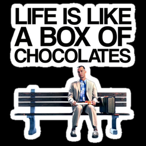 Audiophonic - Box of chocolates