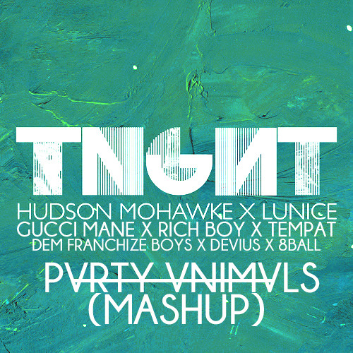 TNGHT x Rich Boy - Throw Some D's On The Ground (Party Animals Mashup)