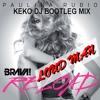 Paulina rubio  - Loud man (keko dj policeman remix B)