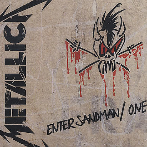 Metallica - Enter Sandman (Damo Jurss Remix) 320