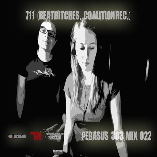 "Pegasus 303 Mix 022 with 711 ""BeatBitches"""